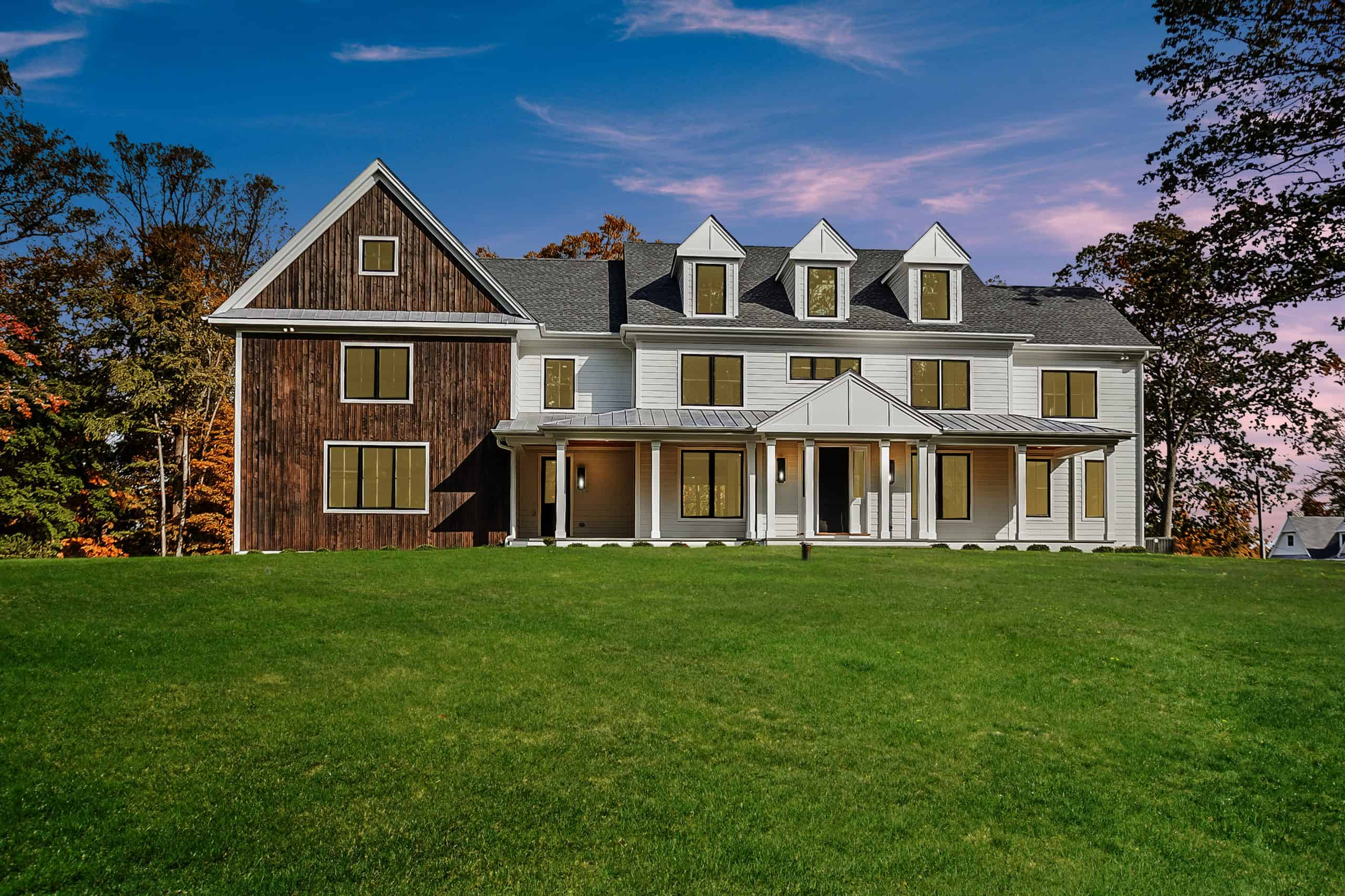 71 Hillcrest Road in New Canaan CT